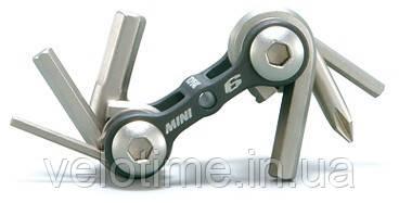 Ключ велос. Topeak Mini 6