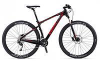 горный велосипед Giant XtC Composite 29'er 2 2014 (L, черный-красный)