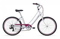городской велосипед Liv Suede 2 26 2016 (M, белый)