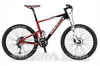 горный велосипед Giant Anthem X 3 26 2013 (L, черный-красный)