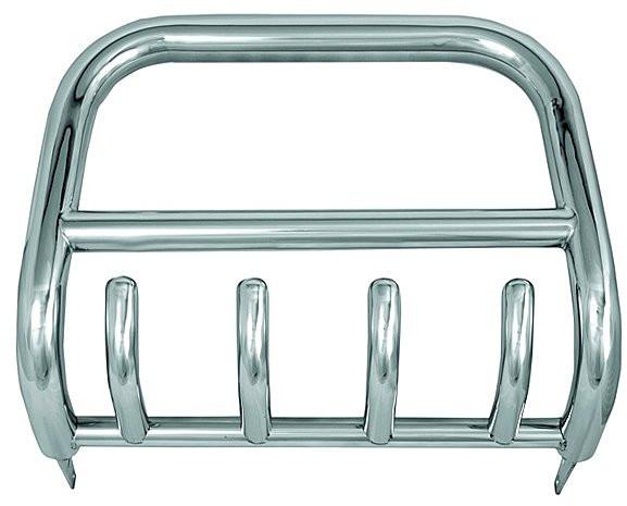 Защита переднего бампера (кенгурятник) Subaru Forester с 2006+