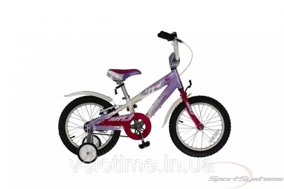 """Comanche Moto W16 (8"""" фиолетовый-белый)"""