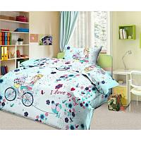 """Комплект постельного белья """"Элли и пес"""", подростковый , фото 1"""