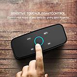 Портативна колонка Doss SoundBox touch 12 Вт Блютуз акустика, колонка, акустика Tronsmart, JBL, Sony, Harman, фото 3