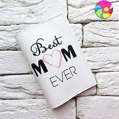 Обложка на паспорт Лучшая мама