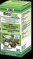 JBL Ektol bac Plus 250  препарат против бактериальных инфекций у аквариумных рыб 200 мл на 500 литров