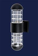 Уличный настенный светильник бра на две лампы LV