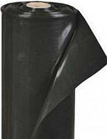 Пленка полиэтиленовая  черная 80 мкм рукав 1500 мм(5% красителя)