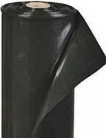 Пленка полиэтиленовая  черная 80 мкм рукав 1500 мм(5% красителя), фото 1