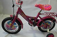 Велосипед для девочки 12 Принцесса от 2.5 до 5 лет