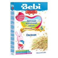 Молочная каша Bebi Premium (Беби Премиум) овсяная, 250 г 1104843