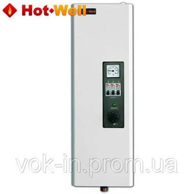 Электрический котел Hot-Well Elektra Lux - 6 220/380 (с насосом), фото 2