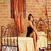 Металлическая кровать 3 размер 90 на 200 см, фото 3