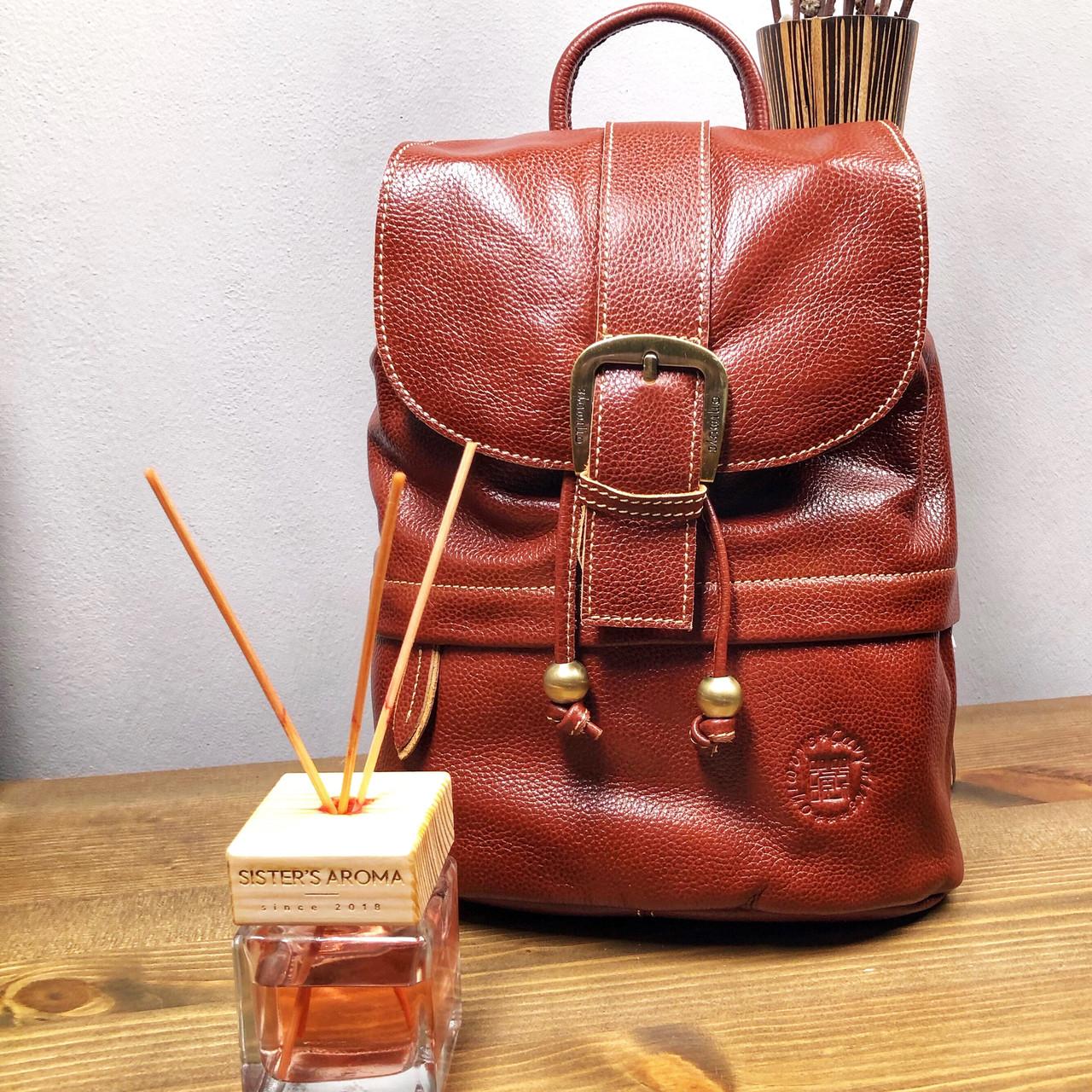 bd3b67ba80c2 Рюкзак женский из натуральной кожи ручная работа Success. -  Интернет-магазин «E-