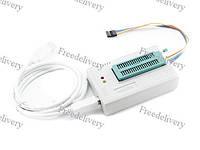 USB программатор MiniPro TL866A + адаптеры 10 в 1