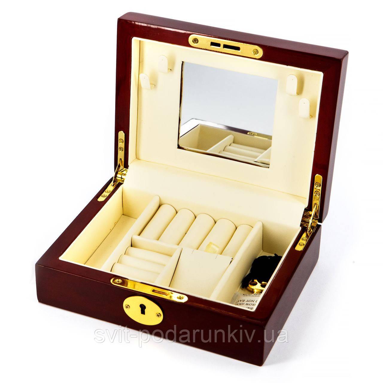 Шкатулка для хранения драгоценностей BJS509-3