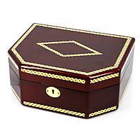 Деревянная шкатулка для драгоценностей BJS510-1