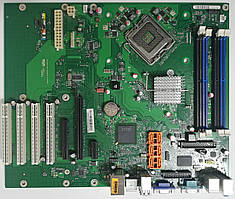 Материнская плата Fujitsu-Siemens LGA775 DDR2 BTX PCI-E VGA (D2817-A11) Б/У