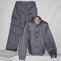 """Новый рабочий костюм """"Спецназ"""", спецодежда брюки, куртка р.52-54, цвет серый, рост 170-176 см"""
