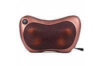 Массажная подушка для шеи и плеч Massage pillow СHМ 8028