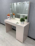 Робочий стіл візажиста з підсвічуванням V399, фото 2