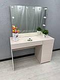 Робочий стіл візажиста з підсвічуванням V399, фото 5
