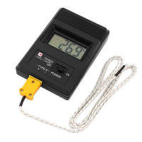 Цифровой термометр TM-902C с термопарой К-типа (-50...+1300 °C)