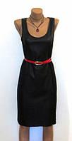 Стильное Платье с Кожаными Вставками от Noisy May Стройнит Размер: 44-46, S-M