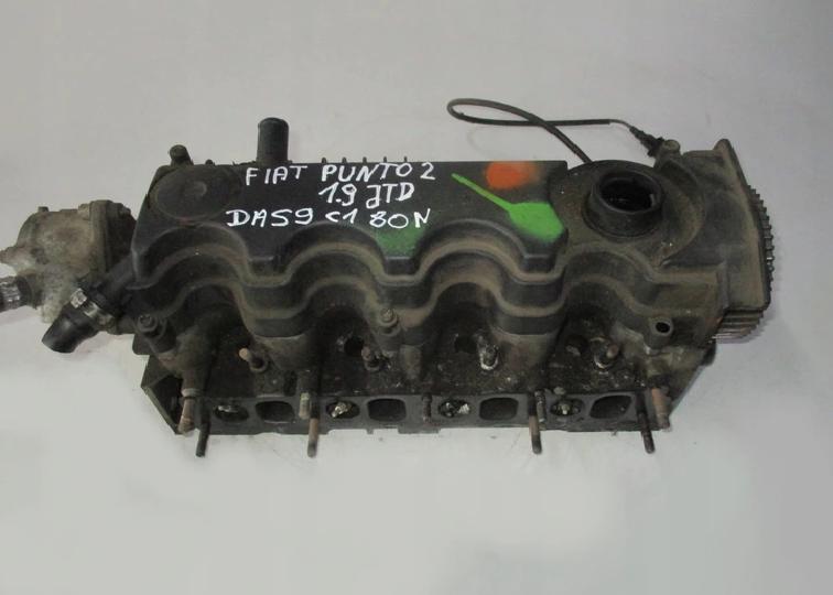 Головка блока ГБЦ для Fiat Punto 1.9JTD 46431957 B469
