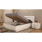 """Кровать с подъемным механизмом """"Белла"""" 160х200 MiroMark"""