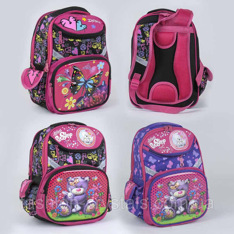 Рюкзак школьный  pet shop 3627