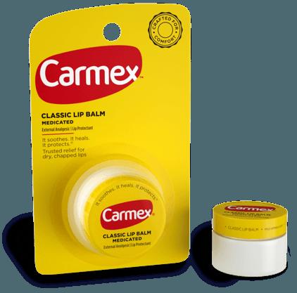 Carmex classic jar Классический бальзам для губ