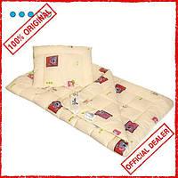 Детское одеяло+подушка Billerbeck Малыш Стандартное 110х140 см 0103-02/00