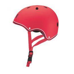Защитный детский шлем Globber красный 51-54см (XS) 500-102