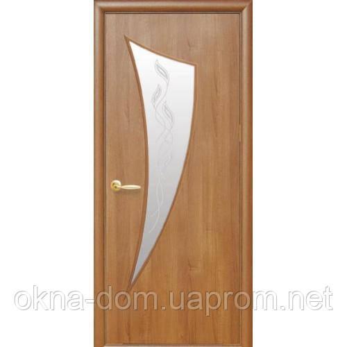 НОВИНКА!!! Двери межкомнатные Новый Стиль Парус Р Экошпон