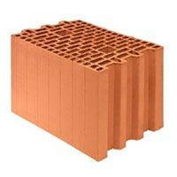 Керамический блок Porotherm 25 P+W
