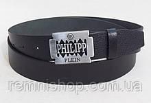 Шкіряний ремінь Philipp Plein