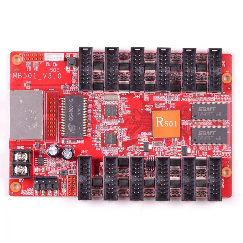 Картка прийому для led дисплея P10 HD-R501