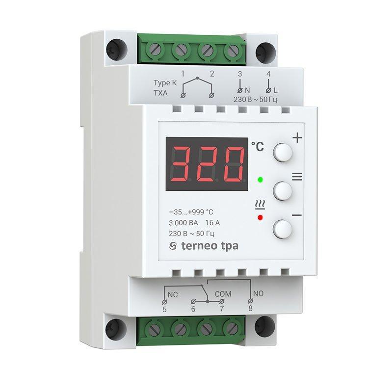 Терморегулятор TPA без датчика Terneo