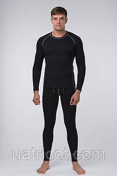Термокомплект мужской KIFA КМО-614 чёрный