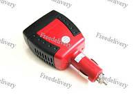 Автомобильный инвертер 12V-220V + USB 150Вт