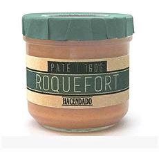 Паштет Hacendado Roquefort 160 g