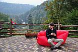 Ламзак Lamzak lamzac надувной диван кресло лежак гамак шезлонг диван матрац  AIR sofa, фото 3