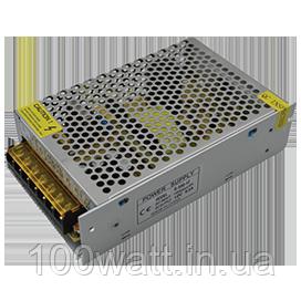 Блок питания MR-100-12 100Вт 12В 8,33А для светодиодной ленты