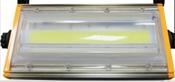 Прожектор LED спец. д/буд.работ LU-COB(диод)PROFI ORANGE-50C 6000K 50W(20шт/ящ) ТМ LUMANO(12міс.гар)