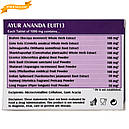 Аюр Ананда (Holistic Herbalist) - баланс центральной нервной системы, 60 таблеток, фото 5