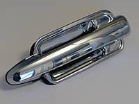 Евро ручки для автомобилей ВАЗ 2110, 2170 хром LA 2170
