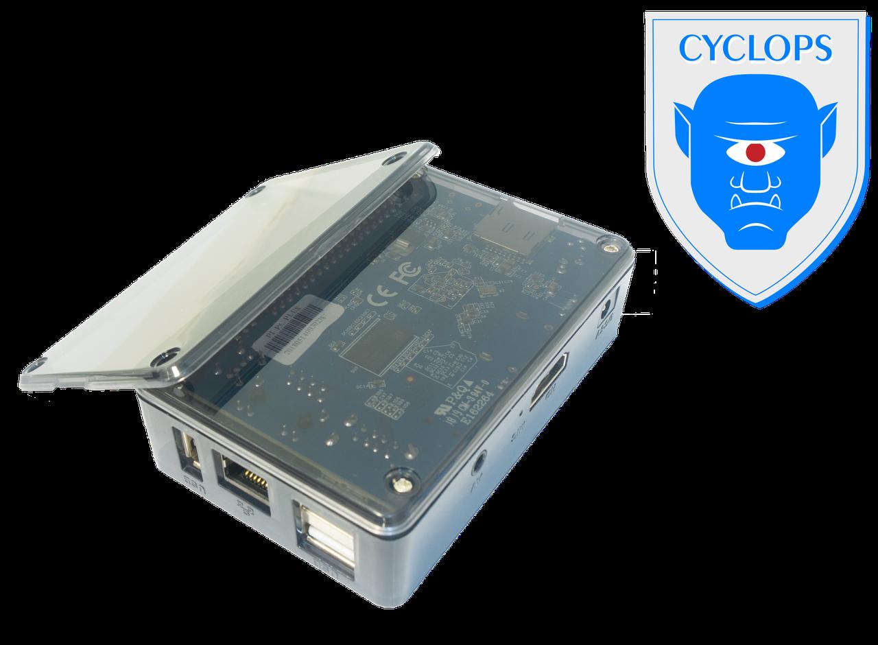 """LPR BOX """"CYCLOPS"""" (для траси) - автономне рішення для розпізнавання номерних знаків авто"""