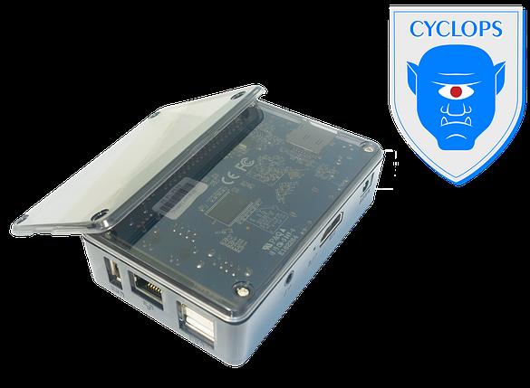 """LPR BOX """"CYCLOPS"""" (для траси) - автономне рішення для розпізнавання номерних знаків авто, фото 2"""