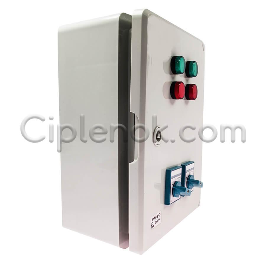 Контрольная панель для линии кормления (2 линии)